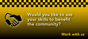 Would you like to use your skills to benefit the community?